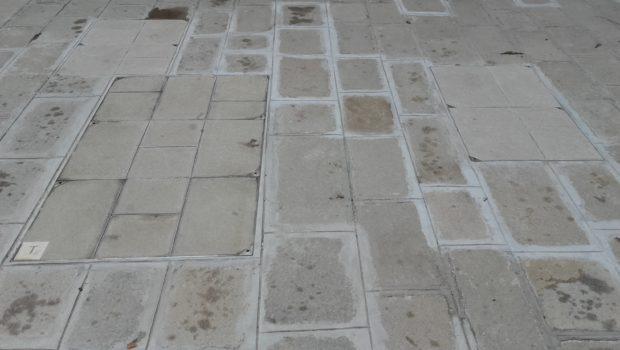 Fibra ottica e pavimentazione