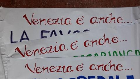 """Partecipiamo a """"Venezia è anche"""""""