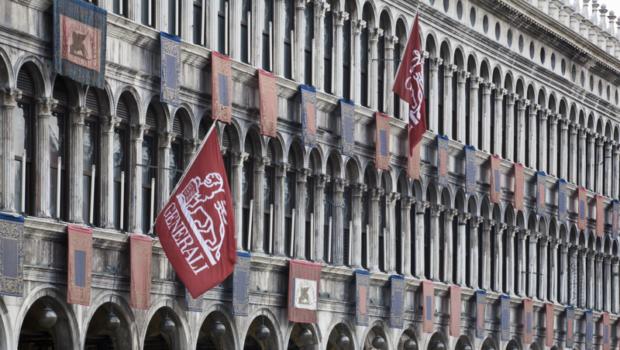 Il restauro delle Procuratie Vecchie a piazza San Marco