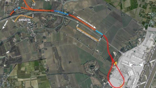 Il nostro comunicato sul tunnel ferroviario di Tessera